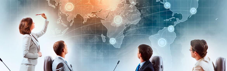 Globalización y desarrollo tecnológico - Investifica